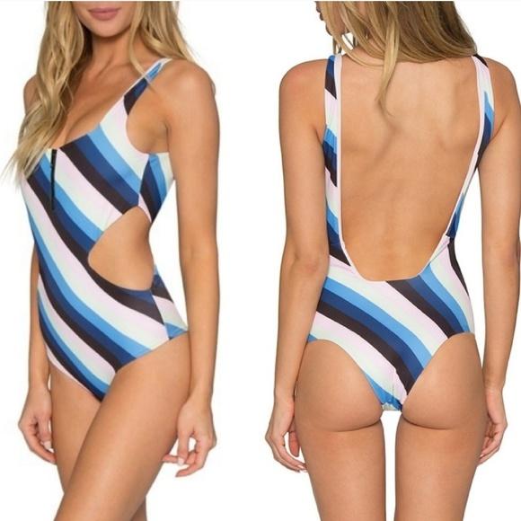 860e17e6a6807 TAVIK Victoria Stripe Reversible One Piece Suit. M_5b8780289539f7fd602cbf91